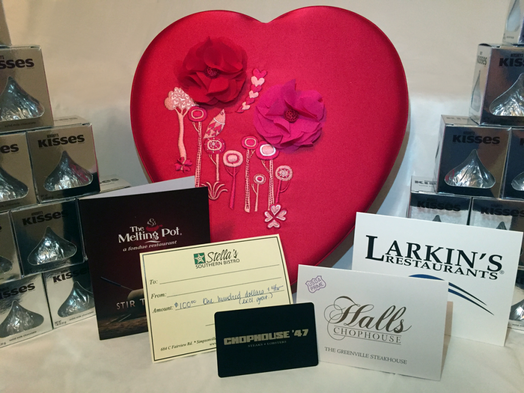 Valentine's Day Giveaway Package